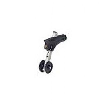 Kolesa proti prevrnitvi invalidskega vozička