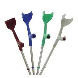 Bergla UGS po višini nastavljiva 74-97 (siva, modra, zelena ali rjava barva)