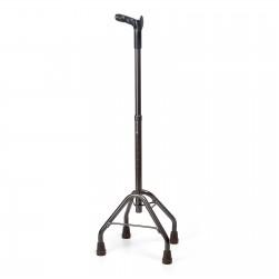 Sprehajalna palica VFG-1 - anatomsko L+D oblikovano držalo 4 noge