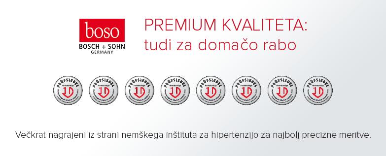 Premium kvaliteta tudi za domačo rabo