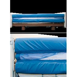 Zaščita za posteljno ograjo