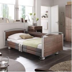 Negovalna postelja, PRACTICO ALU 25 80