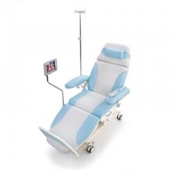 Comfort-4 Style terapevtski stol za dializo in odvzem krvi