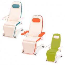 Comfort-3 Eco terapevtski stol za dializo in odvzem krvi